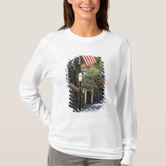 USA, Massachusetts, Boston, Beacon Hill. T-Shirt