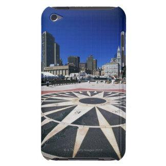 USA, Massachusetts, Boston, Boston harbour Case-Mate iPod Touch Case