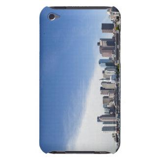 USA, Massachusetts, Boston, City skyline and iPod Touch Case