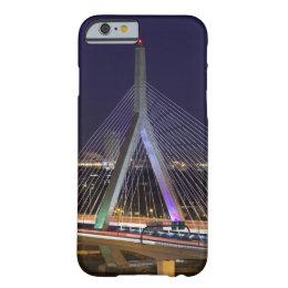 USA, Massachusetts, Boston. Leonard Zakim Barely There iPhone 6 Case