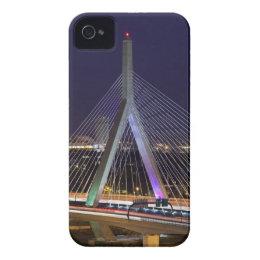 USA, Massachusetts, Boston. Leonard Zakim iPhone 4 Cover
