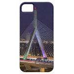 USA, Massachusetts, Boston. Leonard Zakim iPhone 5 Cases
