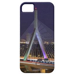 USA, Massachusetts, Boston. Leonard Zakim iPhone SE/5/5s Case