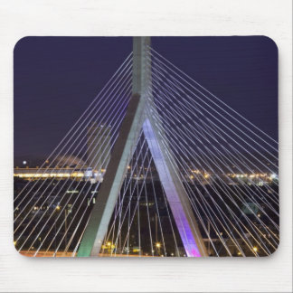 USA, Massachusetts, Boston. Leonard Zakim Mouse Pad