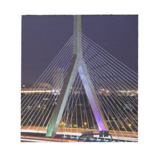 USA, Massachusetts, Boston. Leonard Zakim Notepad