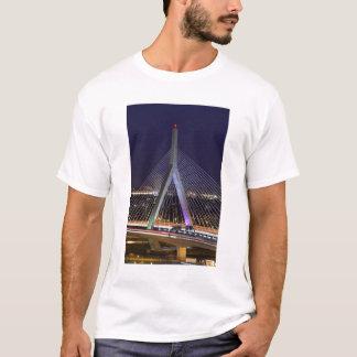 USA, Massachusetts, Boston. Leonard Zakim T-Shirt