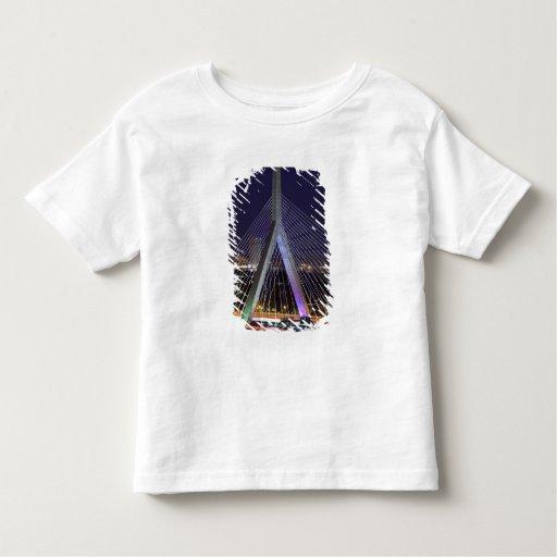 USA, Massachusetts, Boston. Leonard Zakim Toddler T-shirt