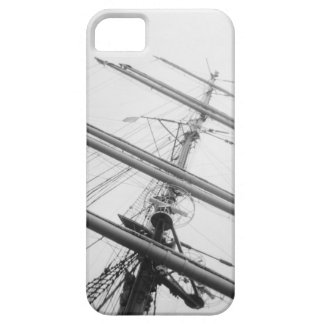 USA, Massachusetts, Boston. Masts of tall ship. iPhone SE/5/5s Case