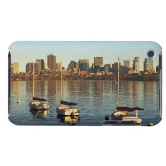 USA, Massachusetts, Boston skyline 3 Barely There iPod Cover