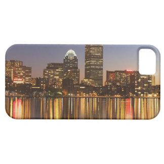 USA, Massachusetts, Boston skyline at dusk 2 iPhone SE/5/5s Case