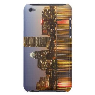 USA, Massachusetts, Boston skyline at dusk 2 iPod Touch Cover