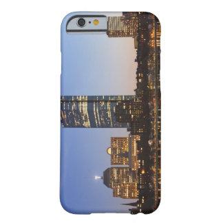 USA, Massachusetts, Boston skyline at dusk Barely There iPhone 6 Case
