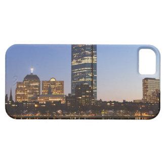 USA, Massachusetts, Boston skyline at dusk iPhone SE/5/5s Case