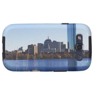 USA, Massachusetts, Boston skyline Samsung Galaxy S3 Case