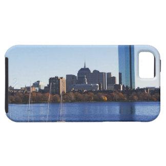 USA, Massachusetts, Boston skyline iPhone SE/5/5s Case