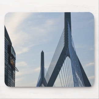 USA, Massachusetts, Boston. The Zakim Bridge. 2 Mouse Pad