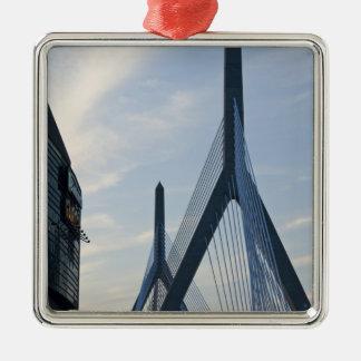 USA Massachusetts Boston The Zakim Bridge 2 Ornament