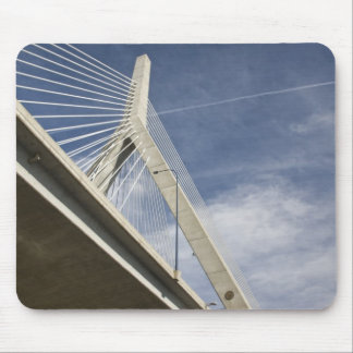 USA, Massachusetts, Boston. The Zakim Bridge. Mouse Pad