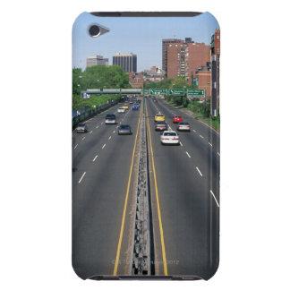 USA, Massachusetts, Boston, traffic on Storrow iPod Case-Mate Case