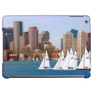 USA, Massachusetts. Boston Waterfront Skyline 4 iPad Air Case