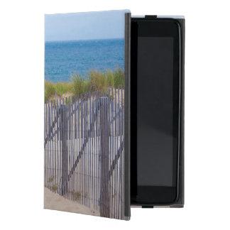 USA, Massachusetts. Dunes And Path Cover For iPad Mini