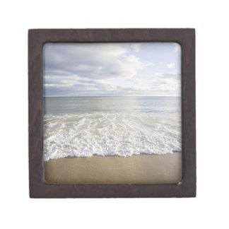 USA, Massachusetts, Empty beach Gift Box