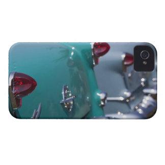 USA, Massachusetts, Gloucester. 1950s-era Case-Mate iPhone 4 Case
