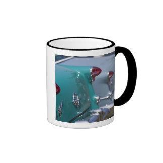 USA, Massachusetts, Gloucester. 1950s-era Ringer Mug