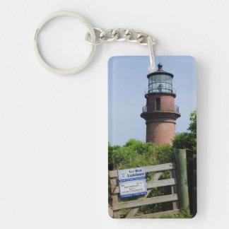 USA, Massachusetts, Martha's Vineyard, Aquinnah. Keychain