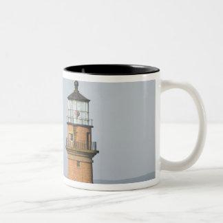 USA, MASSACHUSETTS, Martha's Vineyard: Aquinnah Two-Tone Coffee Mug