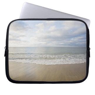 USA, Massachusetts, seascape Laptop Computer Sleeves