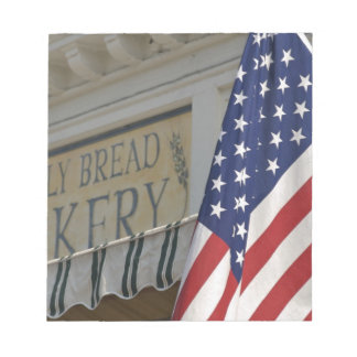 USA; Massachusetts; Stockbridge; Daily Bread Notepad