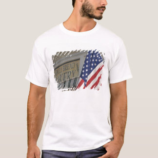 USA; Massachusetts; Stockbridge; Daily Bread T-Shirt