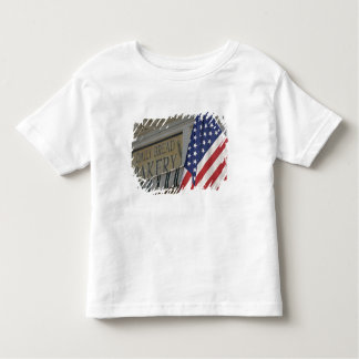 USA; Massachusetts; Stockbridge; Daily Bread Toddler T-shirt