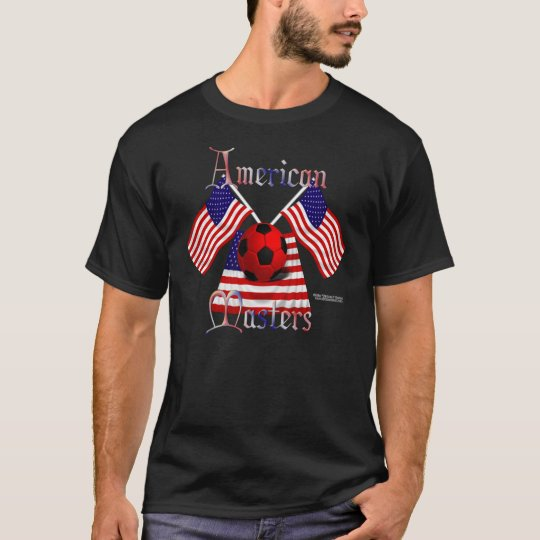 USA Masters Men's Colored Shirt