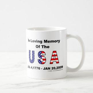 USA Memory 11oz Mug