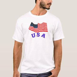 USA Men's Basic T-Shirt