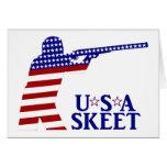 USA Mens Shooting Cards