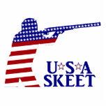 USA Mens Shooting Photo Cutout