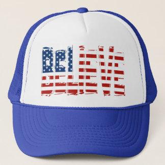 USA Men's Soccer BELIEVE Hat