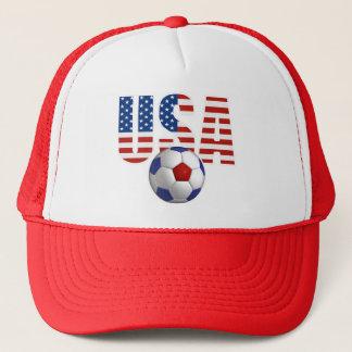 USA Men's Soccer Hat