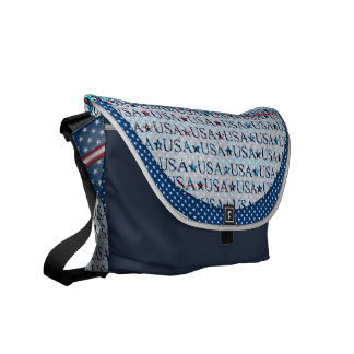 USA  messenger bags