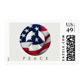 USA Meyoto Postage Stamp