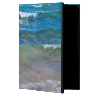 USA, Michigan. Clear Waters Of Lake Superior Cover For iPad Air