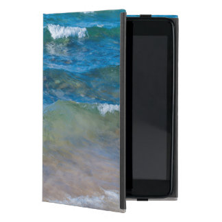 USA, Michigan. Clear Waters Of Lake Superior Cover For iPad Mini