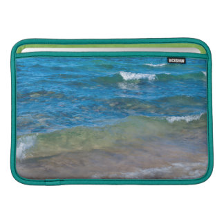 USA, Michigan. Clear Waters Of Lake Superior MacBook Air Sleeve