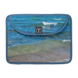USA, Michigan. Clear Waters Of Lake Superior MacBook Pro Sleeve