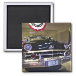USA, Michigan, Dearborn: The Henry Ford Museum, 2 Fridge Magnets