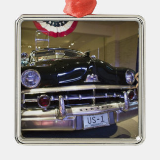 USA, Michigan, Dearborn: The Henry Ford Museum, 2 Metal Ornament