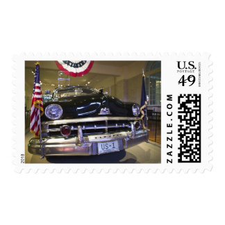 USA, Michigan, Dearborn: The Henry Ford Museum, 2 Postage Stamp